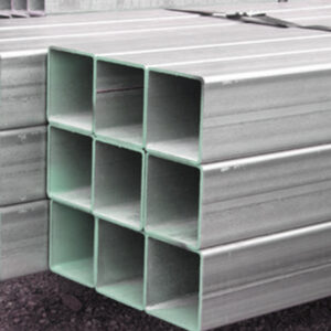Galvanised, painted and rural SHS metal pipe steel supplies