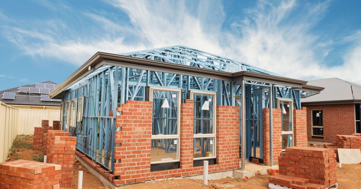 Steel framing is become the obvious choice for many Australian home builders