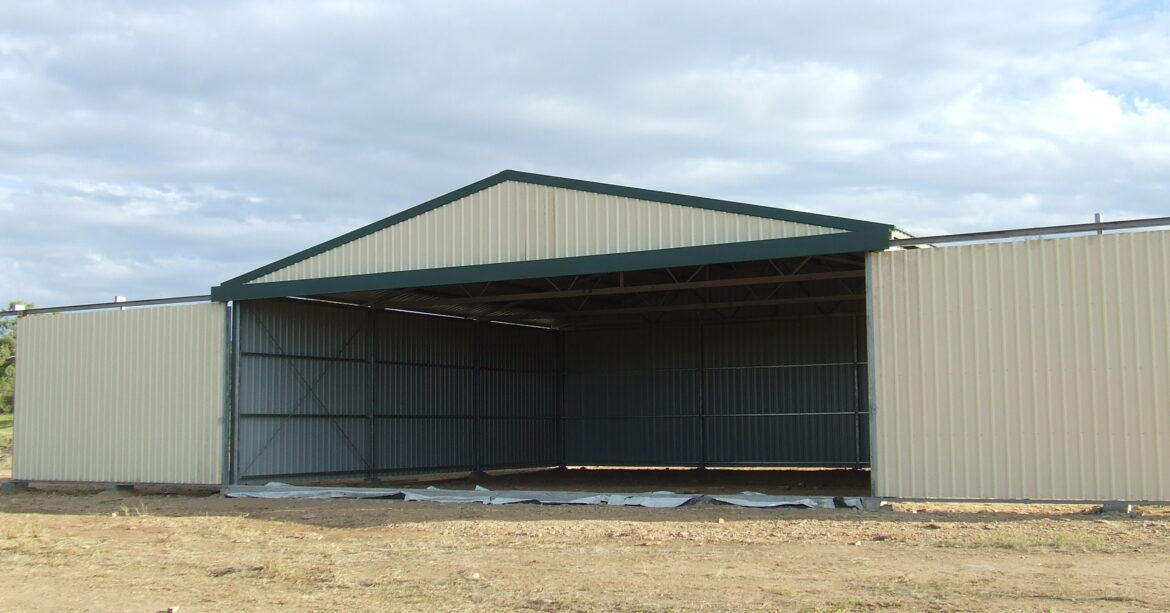 Cattle Sheds for Healthy Livestock